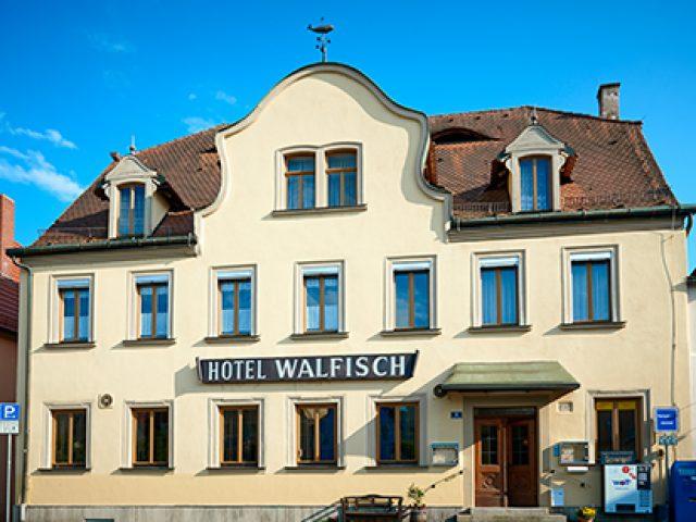 Hotel Restaurant Walfisch