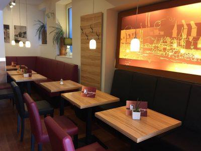 Bäckerei Hans Jüngling Cafe Hassfurt