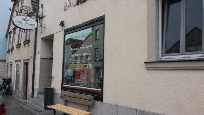 Pizza Avanti in Hassfurt