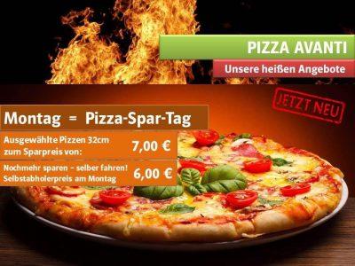 Italienisches Restaurant und Pizza Lieferservice in Hassfurt