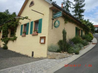 Bergbiergarten in Wülflingen